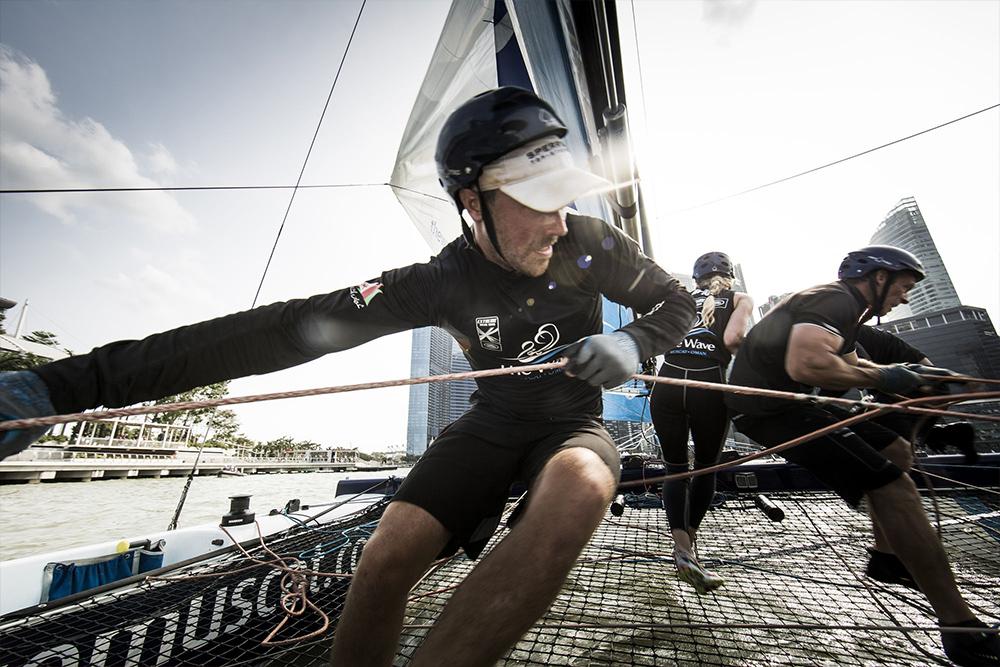 extreme sailing singapour
