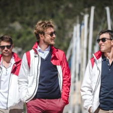 Fay Race Jacket with Pierre Casiraghi Charity project