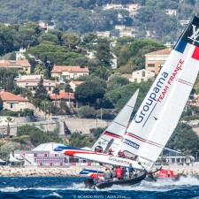L'impact économique des Louis Vuitton America's Cup World Series de Toulon