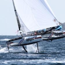Les Flying Phantom Series rejoignent les Extreme Sailing Series™